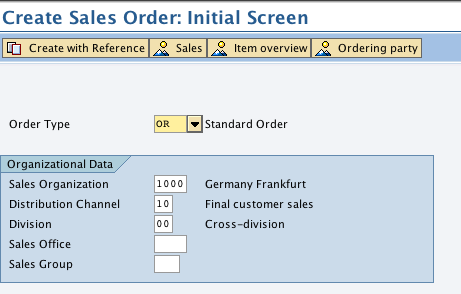 How to Create a Sales Order in SAP – SAP SD Training | Magna